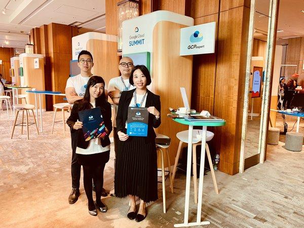 iKala GCP.expert at Google Cloud Summit HK