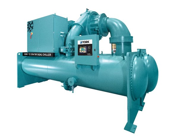 Johnson Controls will feature its extended capacity YORK(R) YZ Chiller unit at the 2019 AHR Expo.