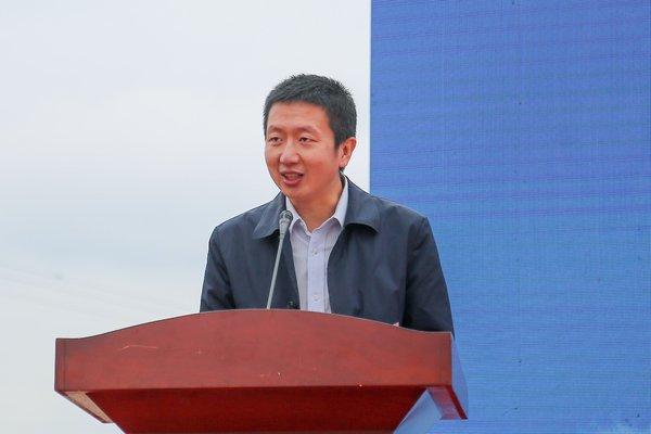 河北小松工程机械贸易有限公司总经理 韩永辉