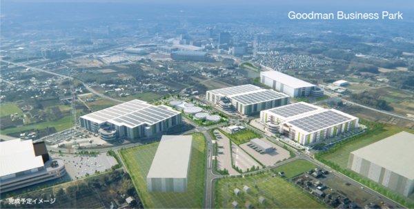 Goodman Business Park