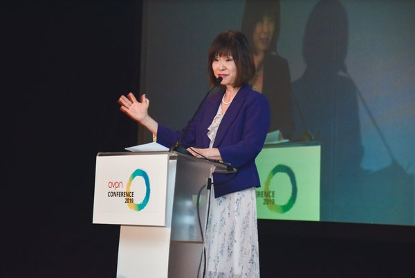 Dr Amy Khor, Senior Minister for the Environment and Water Resources, launches the region's first multi-sector Climate Action Platform