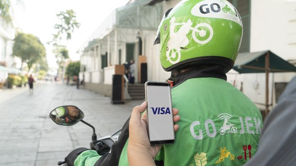 Visa and GOJEK to partner on payment solutions in Southeast Asia.