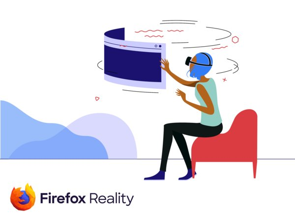 Firefox Reality Arrives for the Oculus Quest.