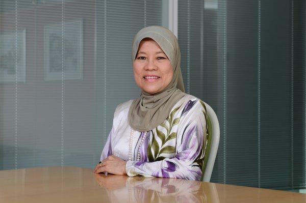 Tan Sri Faizah Mohd. Tahir, Board of Trustees Chairman, Yayasan Sejahtera