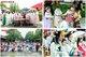 首届国风主题公益游艺节现场