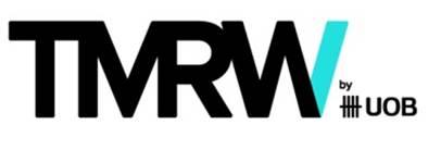 TMRW by UOB Logo