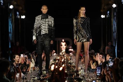 An exclusive gala night featuring couture pieces from headline brand Balmain kicked off SMFW19, attended by VIP guests, celebrities, media and industry influencers.