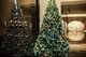 天际大堂圣诞装饰