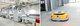 护童板材加工车间(左)、立体化仓储的智能Kiva机器人