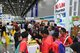 Trade Visitors thronging the exhibition halls at Livestock Malaysia in 2018