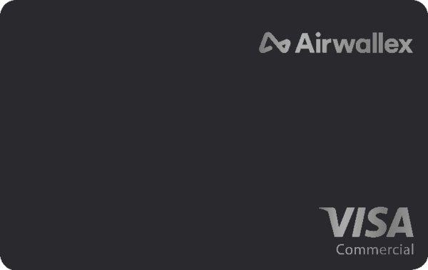 Airwallex Borderless Card
