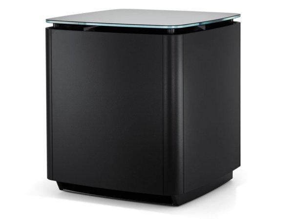 Acoustimass 无线低音箱体积仅为29.5 x 32.5 x 29.5( 单位:厘米),重量13.6 千克