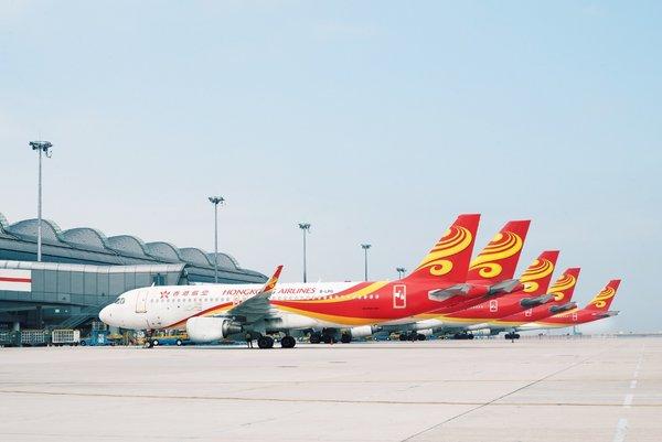 Hong Kong Airlines aircraft