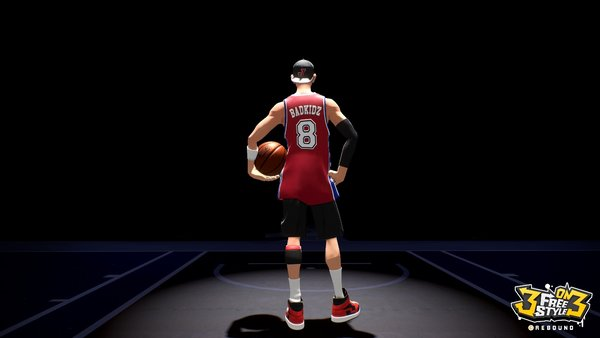 3on3 FreeStyle: Rebound is Coming to Steam