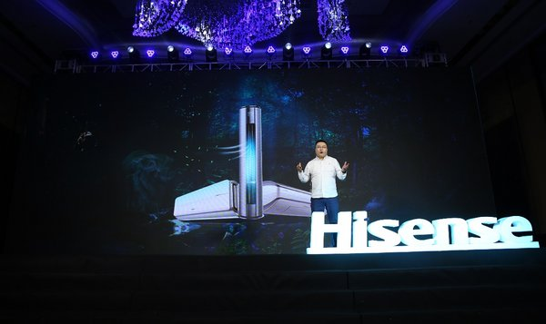 Hisense releases fresh air conditioning