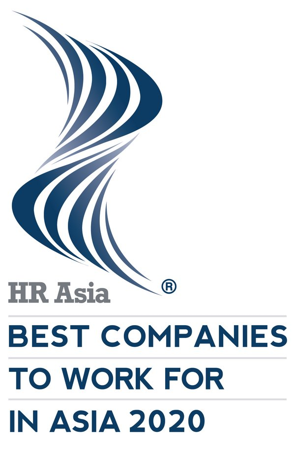 HR Asia Best Companies to Work for in Asia 2020 Logo