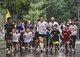 """这场接力不只是跑者们的聚会,更是一场集结所有运动爱好者的""""夏日运动荟""""。广州耐高篮球少年们将他们对篮球的热爱挥洒于跑道;一群小跑者尽情释放爱玩爱动的天性,也希望将他们小小身体里的力量传递给湖北的小伙伴们。"""