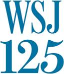 The Wall Street Journal to Commemorate 125 Years