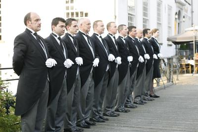 Butlers of The International Butler Academy