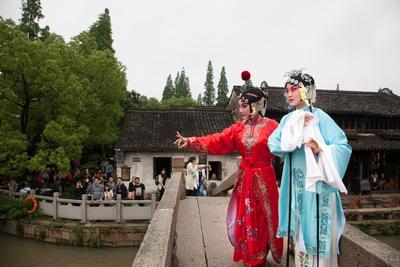 第二届乌镇戏剧节即将举办