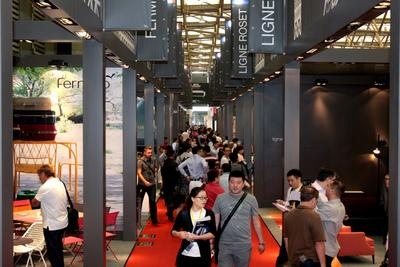 Furniture China 2014 - Onsite Impression