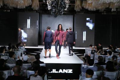 LILANZ showcase selected pieces of its 2015 Spring and Summer collections in Hong Kong.