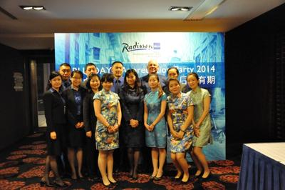 Radisson Blu Celebrates Four Years of Hosting 10 Million Guests in Asia Pacific