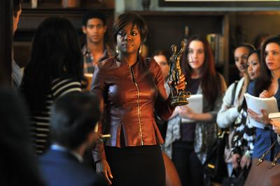 """How to Get Away with Murder"" stars Violas Davis as the brilliant, charismatic law professor and litigator Annalise Keating who invites five of her first year law students to work on high profile cases, and manipulates them into doing dirty legal legwork."