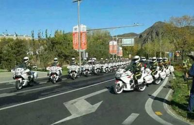 Zhejiang CFMOTO Power Co.,Ltd. CF650G Motorcycle Designated As Official Escorting Motorcycle of State Guests During APEC Meeting