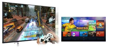 Haier Connected TV built-in Cloud Gaming Service