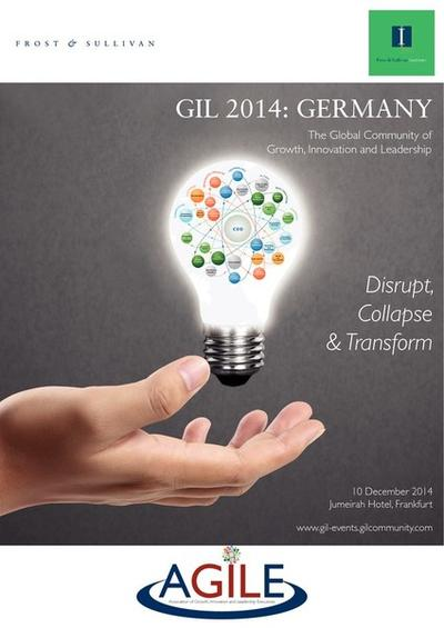Germany returns to the Jumeirah Hotel in Frankfurt am Main for the second consecutive year on 10th December 2014.