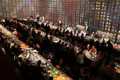 Tourism Australia Hosts the Country's Greatest Ever Dinner Party for the Food and Wine Elite