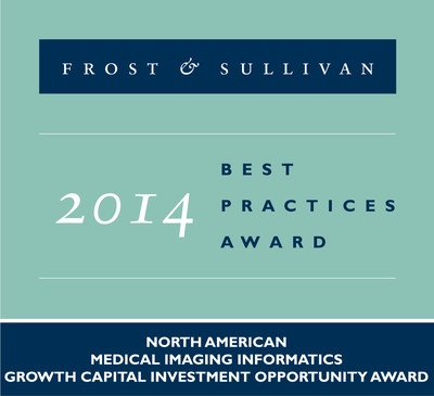 2014 North American Medical Imaging Informatics Growth Capital Investment Opportunity Award