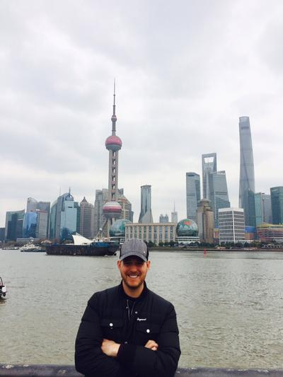 MICHAEL BUBLE Arrives in Shanghai Ahead of His Concert Performance Tomorrow Night - Tuesday January 13 at the Mercedes-Benz Arena