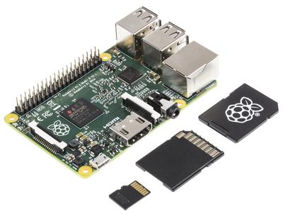 New Raspberry Pi 2 Model B available to order from RS Components