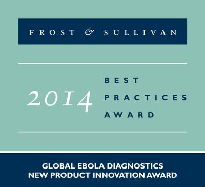 2014 Global Ebola Diagnostics New Product Innovation Award