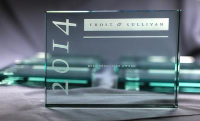 Frost & Sullivan Recognizes Award Recipients at 2015 Latin American Excellence in Best Practices Awards Gala