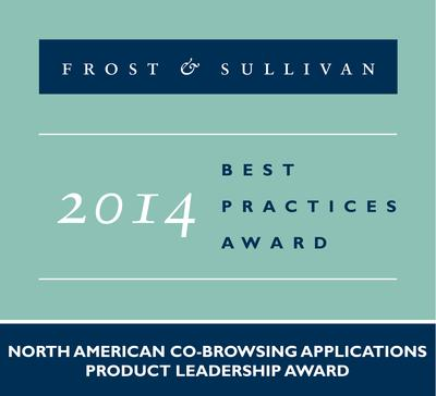 Oracle's Frost & Sullivan Award