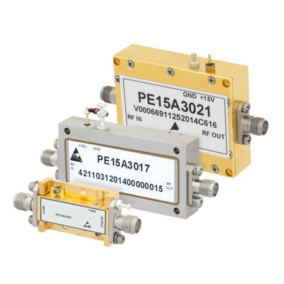 Pasternack Releases New Ultra-Broadband and Millimeter Wave Low Noise Amplifiers