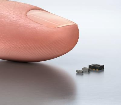 Sensirion Presents the Smallest and Most Accurate Gas and Pressure Sensors