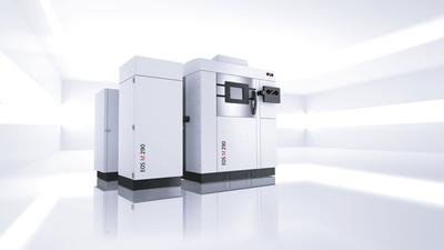 EOS M 290 Direct Metal Laser Sintering System (DMLS) for Additive Manufacturing (source: EOS)