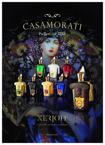 Xerjoff Casamorati Collection is focused on resurrecting the craftsmanship and old world style of La Fabbrica Di Profumi C. Casamorati, a 19th century haute perfumerie established in Bologne.