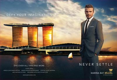 MBS Never Settle - Print Ad 1