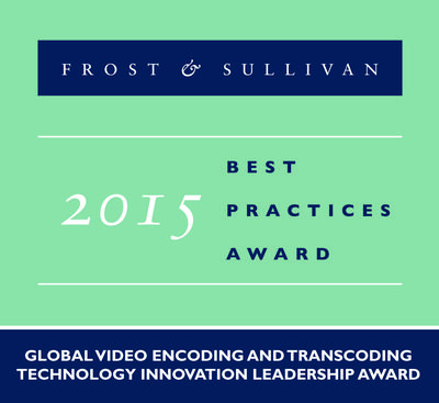 Frost & Sullivan Lauds Intel's Technology Innovation in Video Encoding and Transcoding for Media Servers and the Data Center