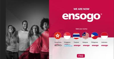 Ensogo Ltd website