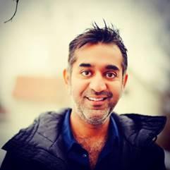 MyHero 執行總裁兼聯合創辦人 Dinesh Bhatia
