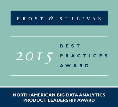 HP Security Voltage receives the 2015 North American Big Data Analytics Product Leadership Award