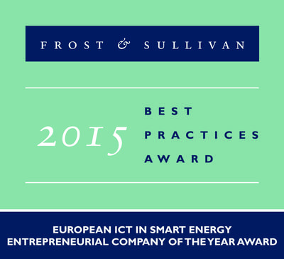 Frost & Sullivan Acclaims Reactive Technologies' Entrepreneurial Spirit and IT-based Solution for the Electricity Sector