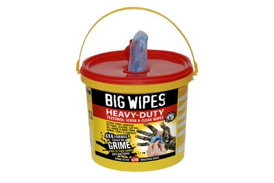 RS Components teams up with Big Wipes to deliver market-leading industrial-strength