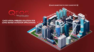 QEOS, Inc., a leading provider of connectivity and sensing CMOS millimeter-wave solutions, will be showcasing its groundbreaking QW6032 product at GLOBALFOUNDRIES' booth #220 during the 2015 International Wireless Symposium.